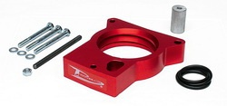 Airaid 200-520 PowerAid Throttle Body Spacer 96-00 Chevy / GMC C/K 350 Vortec