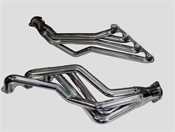 BBK Performance 1531 Full Length Performance Header Chrome 1.625 in.
