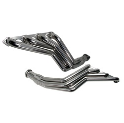 BBK Performance 1594 CNC-Series Performance Header Chrome 1.75 in. Full Length
