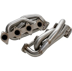 BBK Performance 16125 Tuned-Length Shorty Header Stainless 1.625 in.
