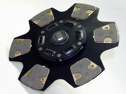Centerforce 23383271 DFX Clutch Disc Size 10.4 in. 10 Spline By 1 1/8 in.