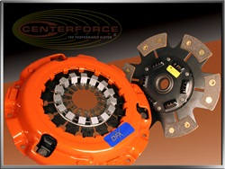 Centerforce 23544020 DFX Clutch Disc Size 9 7/16 in. 23 Spline By 1 in.