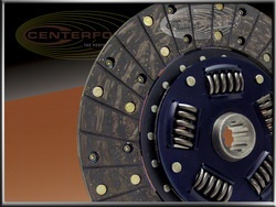Centerforce 281222 Clutch Disc Size 9.5 in. 10 Spline By 1 1/16 in.