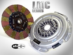 Centerforce LM360075 Light Metal Clutch Pressure Plate Series Clutch Size 11 in. 