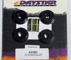 Daystar KJ03004BK Control Arm Bushing Black