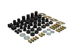 Daystar KT09009BK Super Kits Black Incl. All Polyurethane Components Available For Vehicle 25mm Sway Bar