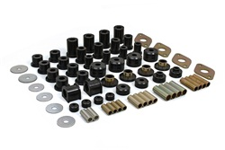 Daystar KT09010BK Super Kits Black Incl. All Polyurethane Components Available For Vehicle 27mm Sway Bar