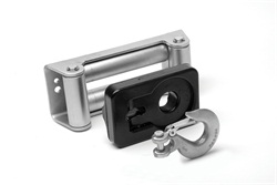 Daystar KU70039BK Winch Isolator Black
