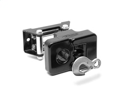 Daystar KU70045BK Winch Isolator Black ATV