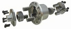 Eaton Differentials 912A317 Detroit Truetrac  28 Spline  1.20 in. Axle Shaft Diameter  3.23 And Up Ring Gear Pinion Ratio  