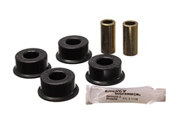 Energy Suspension 2.7101G Track Arm Bushing Set Black Front Or Rear Performance Polyurethane