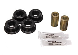 Energy Suspension 2.7103G Track Arm Bushing Set Black Rear Performance Polyurethane