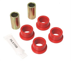 Energy Suspension 3.7104R Track Arm Bushing Set Red Rear Must Reuse Existing Outer Metal Shells Performance Polyurethane
