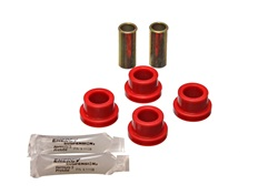 Energy Suspension 3.7112R Track Bar Bushing Red Rear Performance Polyurethane