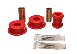 Energy Suspension 3.7115R Track Bar Bushing Red Rear Performance Polyurethane