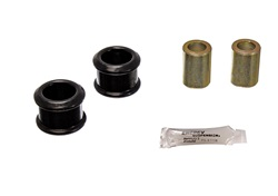 Energy Suspension 4.7126G Track Arm Bushing Set Black Front Performance Polyurethane