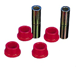 Energy Suspension 5.7106R Track Arm Bushing Set Red Rear Performance Polyurethane