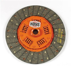 Hays 55-104 Street Clutch Clutch Disc Borg And Beck 10.5 in. Dia. 23 Spline By 1 in.