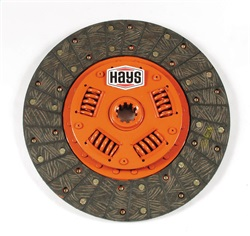 Hays 55-107 Street Clutch Clutch Disc Diaphragm 10.5 in. Dia. 10 Spline By 1 1/16 in. 10 1/2in. Clutch Fits 10in. Bolt Pattern