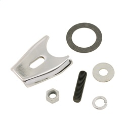 Mr. Gasket 6197 Competition Distributor Clamp Chrome Plated Incl. Mounting/Washers/Nut/Gasket