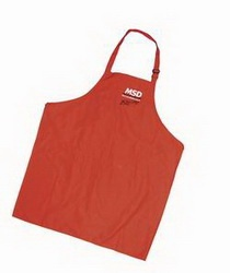 MSD 9328 Apron Red
