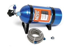NOS 14765NOS 12.8lb. Carbon Fiber Nitrous Bottle Kit