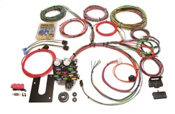 21 Circuit Wiring Harnes For PU Trucks&4x4 GM Key