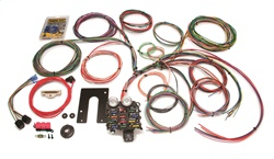 Wiring Harness CJ2-5Jeep w/Thru Firewall Grommet