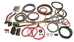 66-76 Ford Muscle Car Wiring Harness 21 Circui