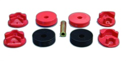Prothane 8-1901 Motor Mount Insert Kit Red