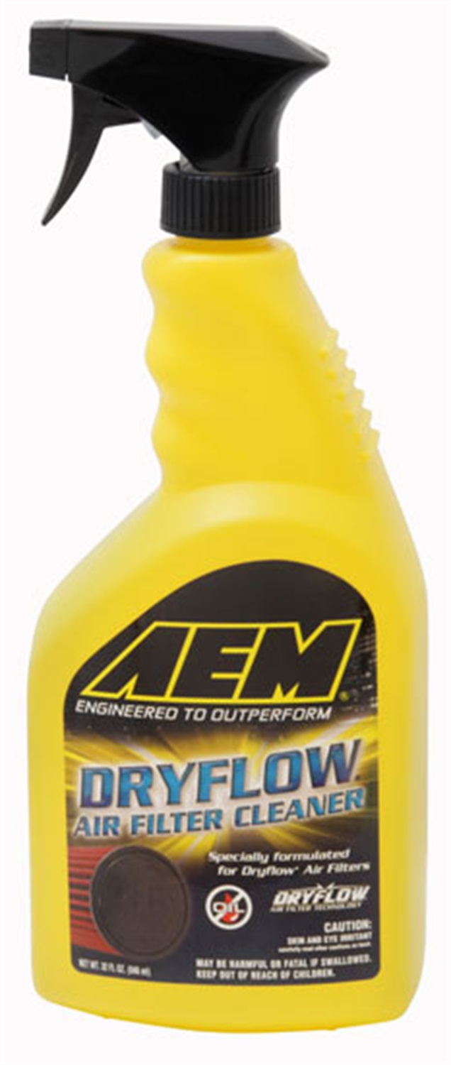 AEM Induction 1-1000 Dryflow Air Filter Cleaner 1-1000
