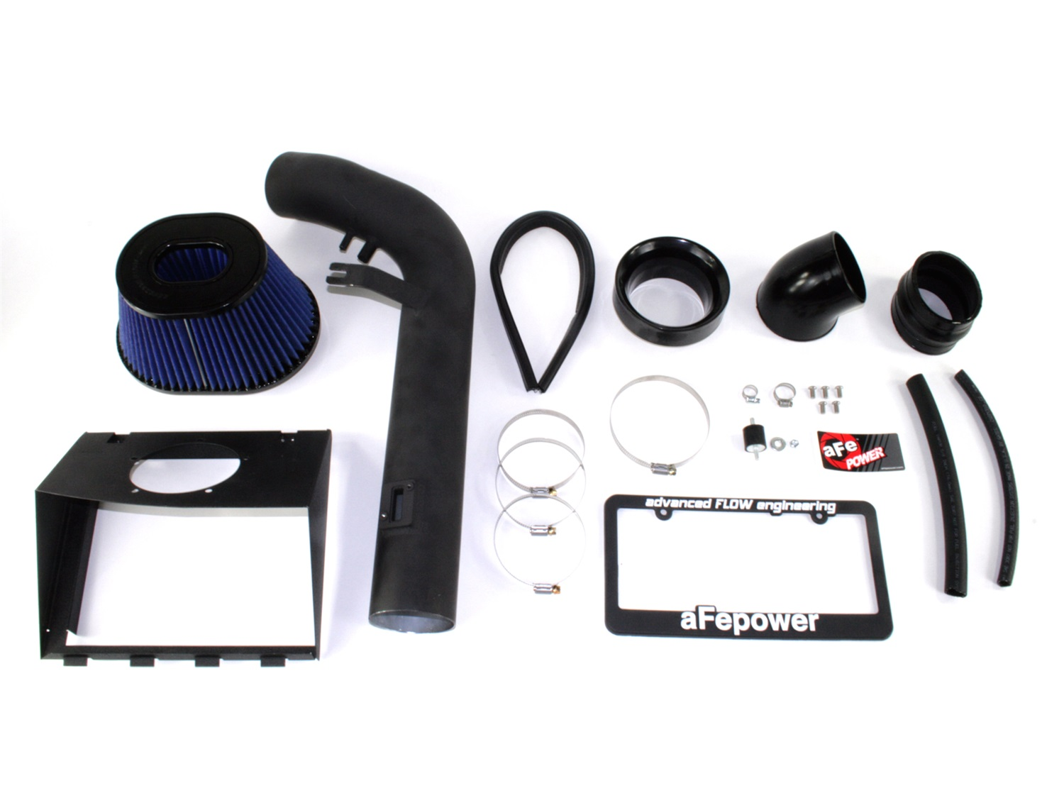 aFe Power 51-11902-1 MagnumFORCE Stage-2 PRO DRY S Intake System Fits F-150 51-11902-1