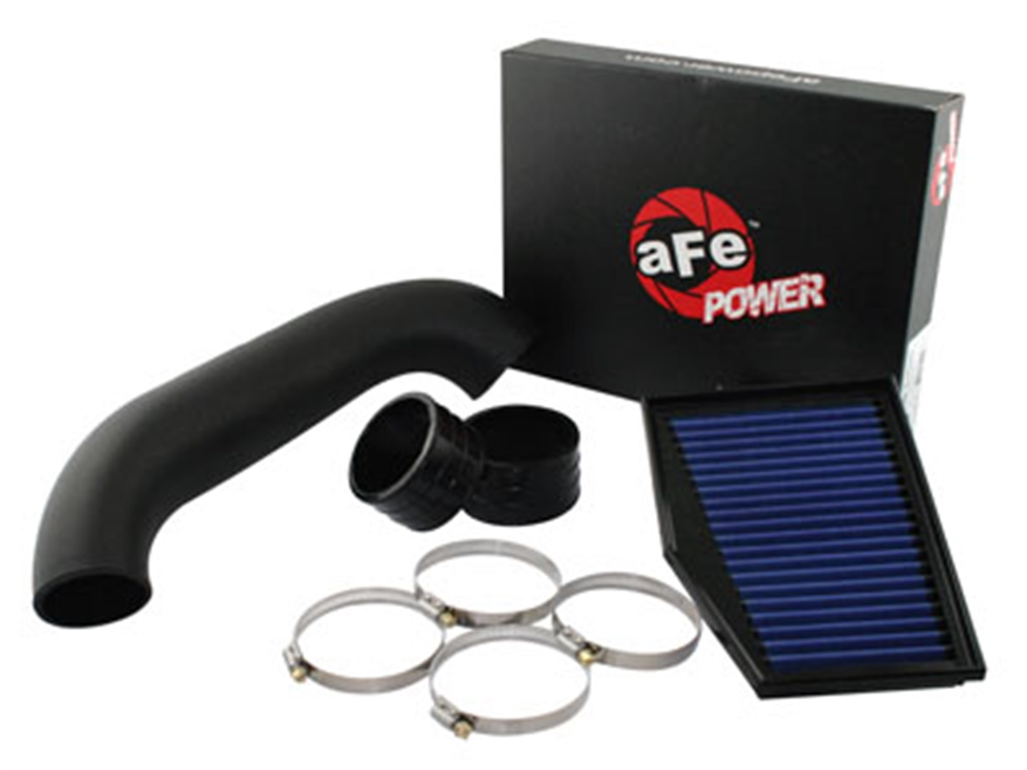 aFe Power 55-10720 MagnumFORCE Super Stock PRO 5R Intake System Fits Boxster 55-10720