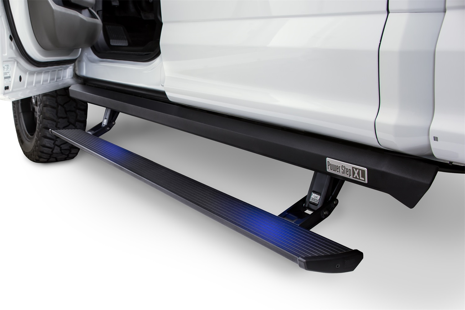 77148 01a Amp Research Powerstep Xl Running Board Dodge
