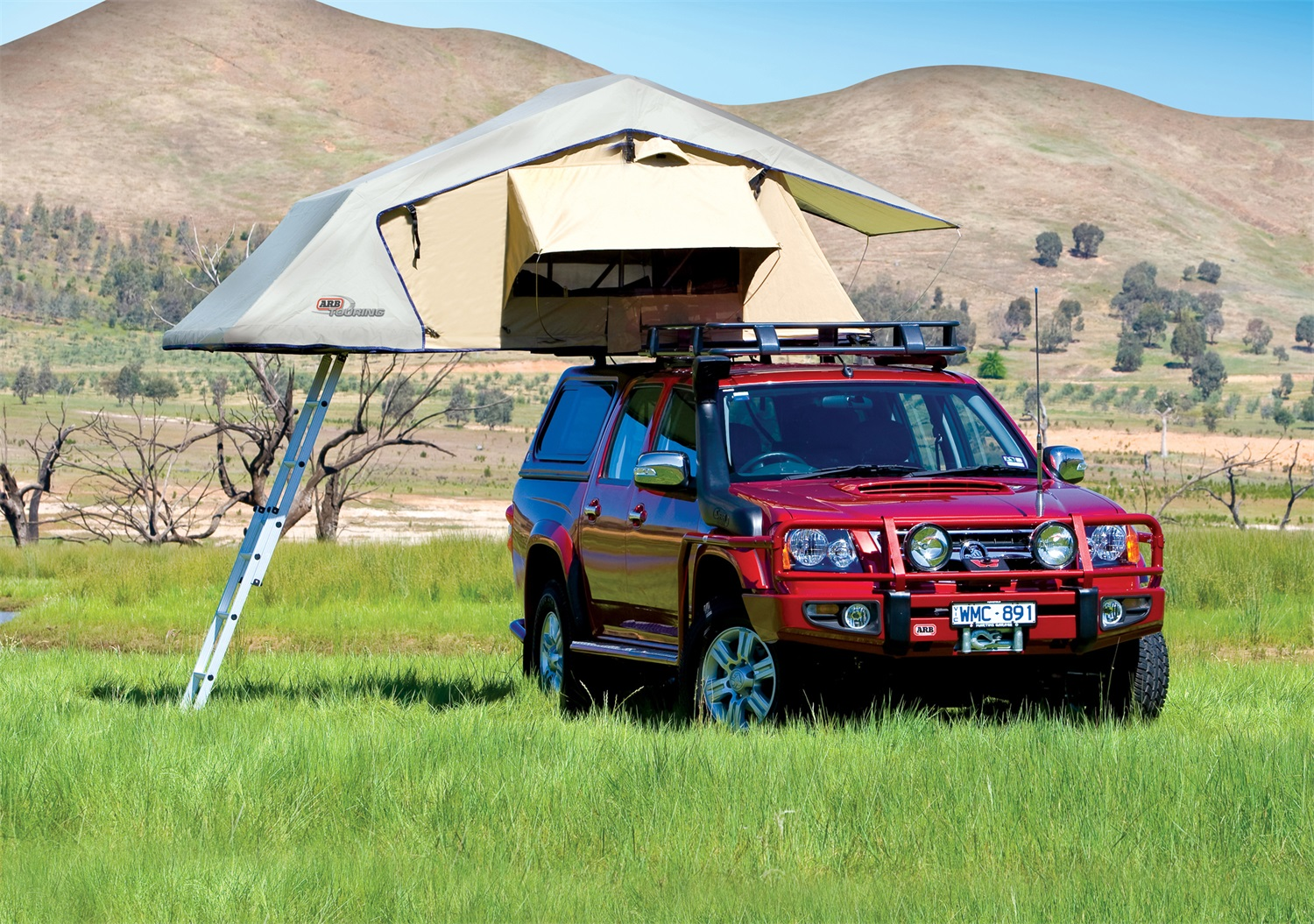 Arb 4x4 Accessories Arb3201 Series Iii Simpson Rooftop