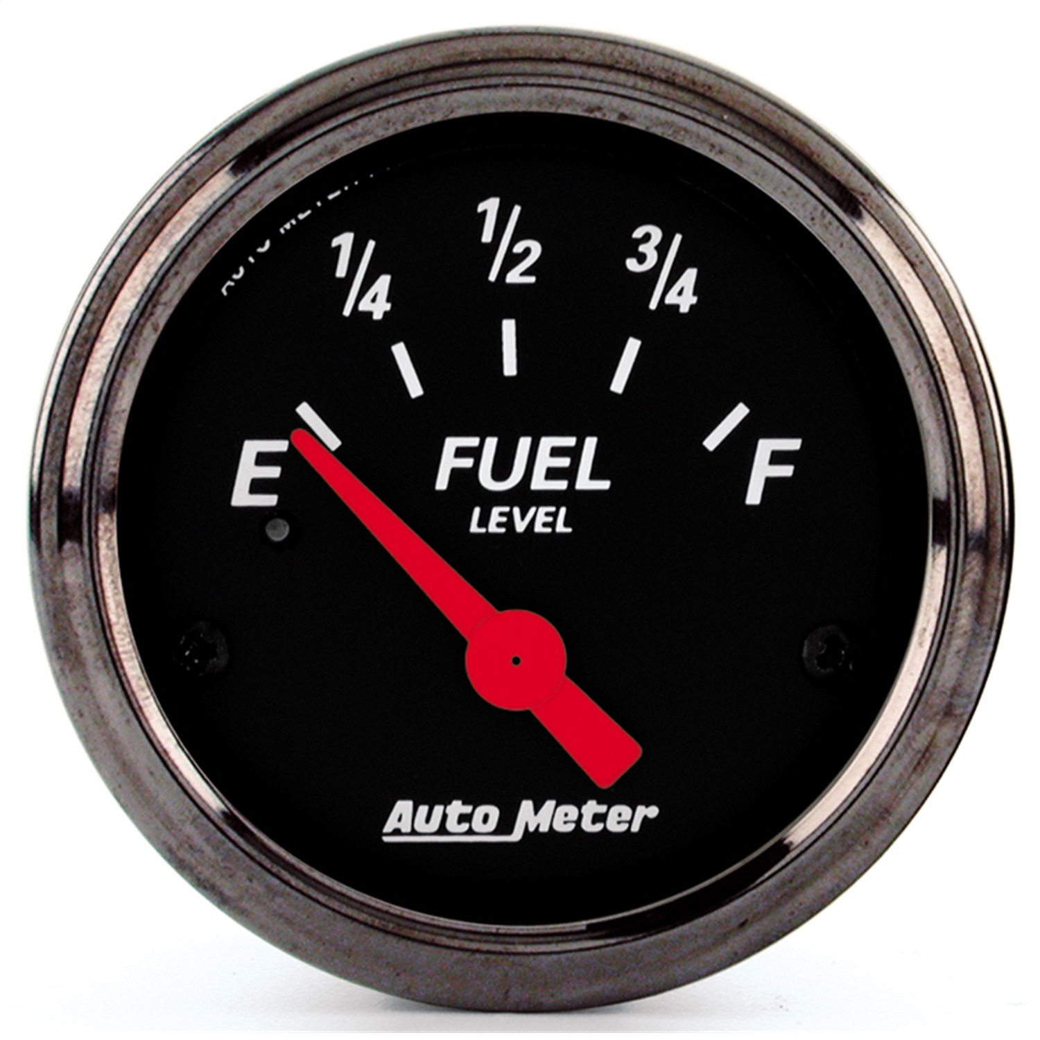 Auto Meter 1417 Designer Black; Fuel Level Gauge at Sears.com