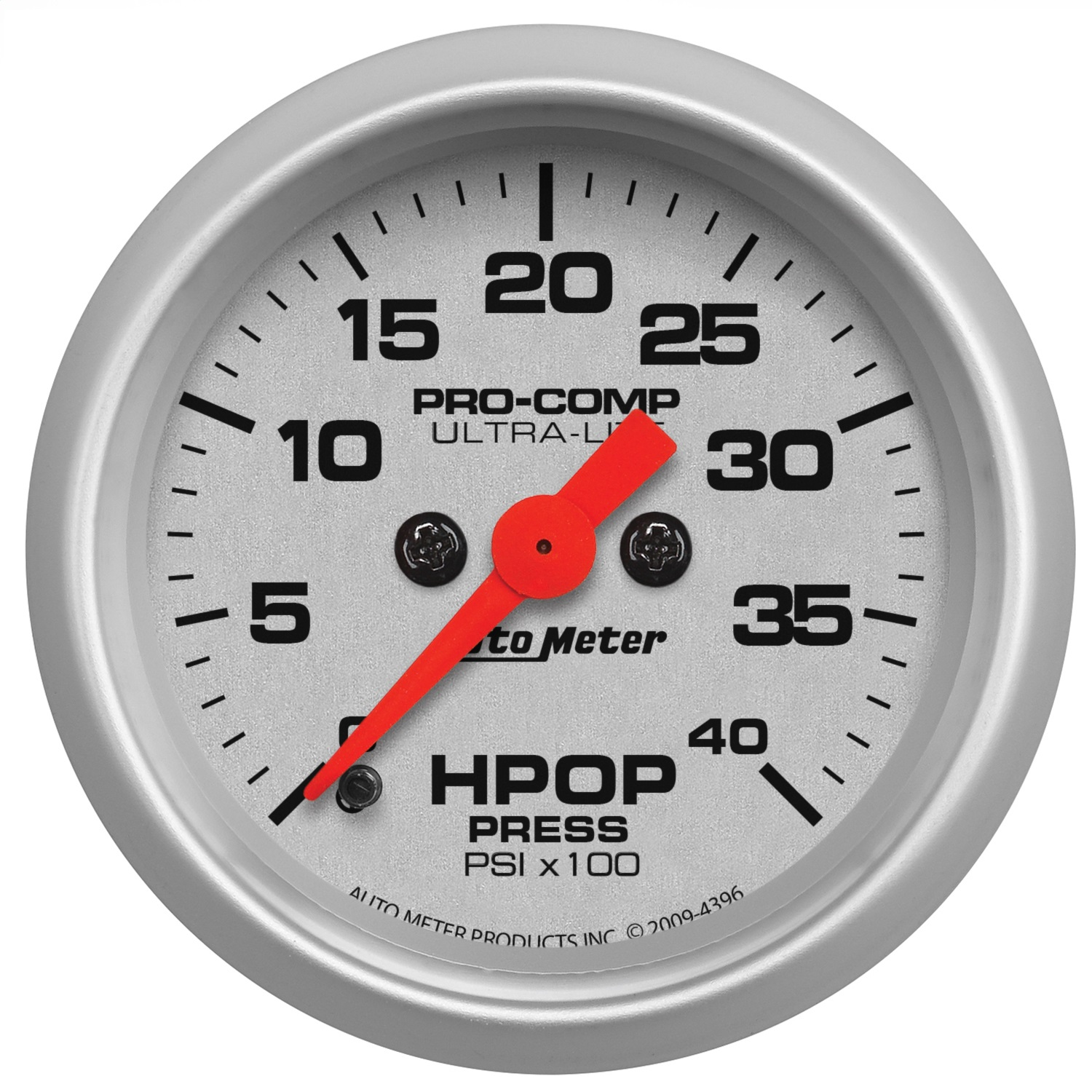 High Pressure Meter : Buy auto meter ultra lite high pressure oil pump