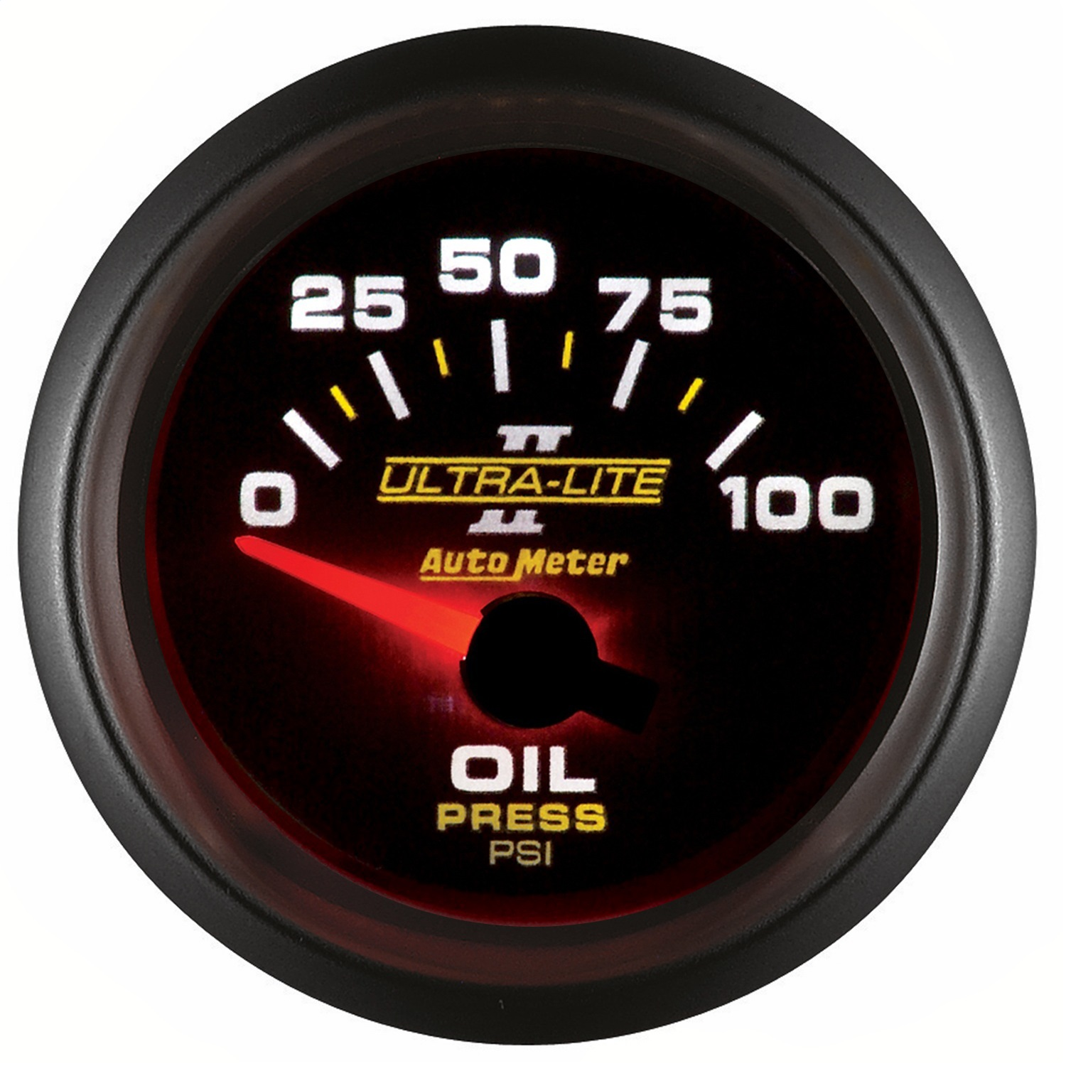 Autometer 4368 Ultra Lite Electric Water Pressure Gauge: Find AutoMeter 4927 Ultra-Lite II Electric Oil Pressure