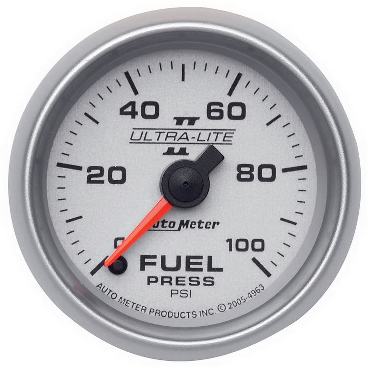Autometer 4368 Ultra Lite Electric Water Pressure Gauge: Sell AutoMeter 4963 Ultra-Lite II Electric Fuel Pressure