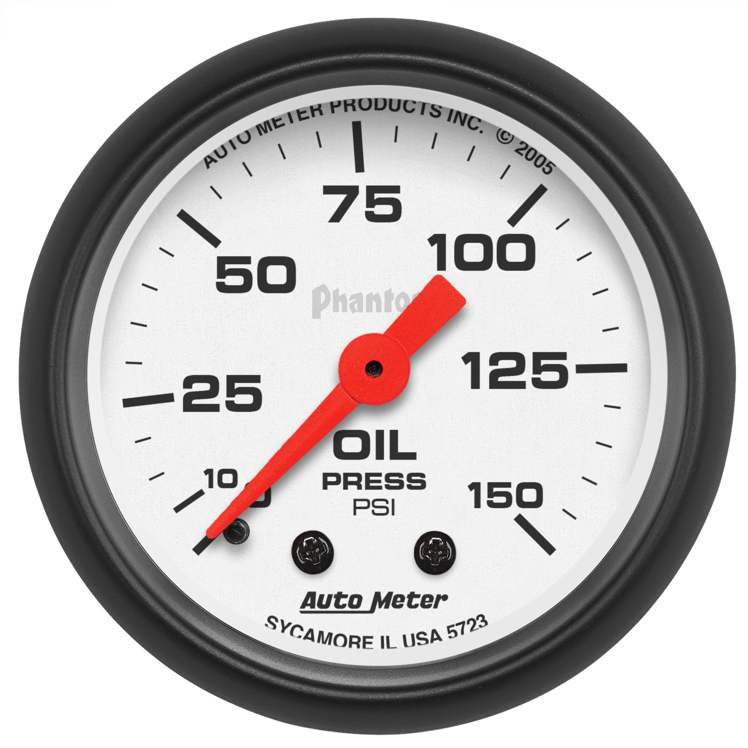 autometer oil pressure gauge instructions
