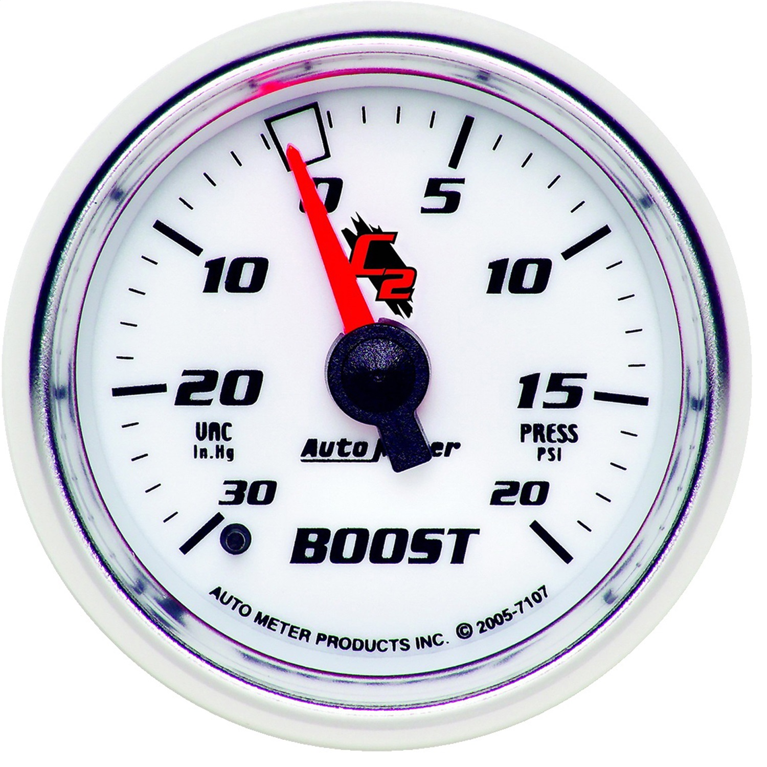 how to read jb4 boost gauge
