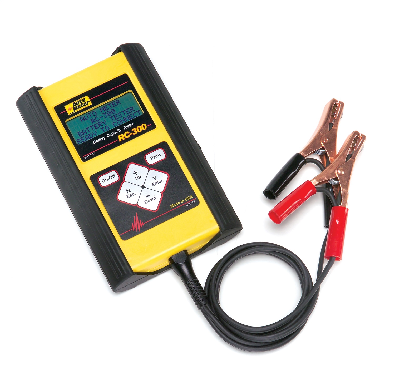 Hand Held Battery Tester : Auto meter rc battery tester hand held volt