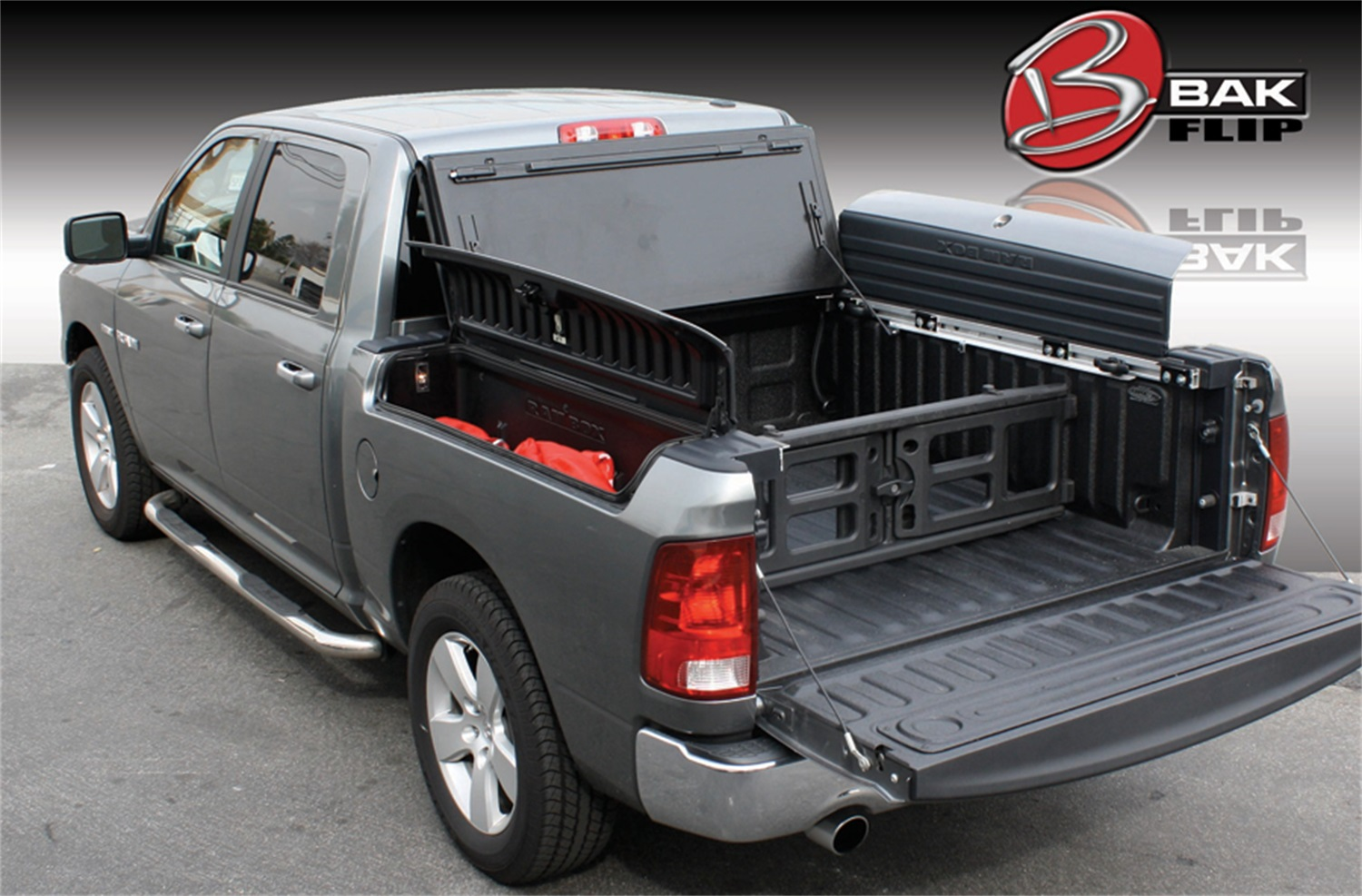 Bak Bakflip Vp Tonneau Cover For 09 16 Dodge Ram 1500 5 7