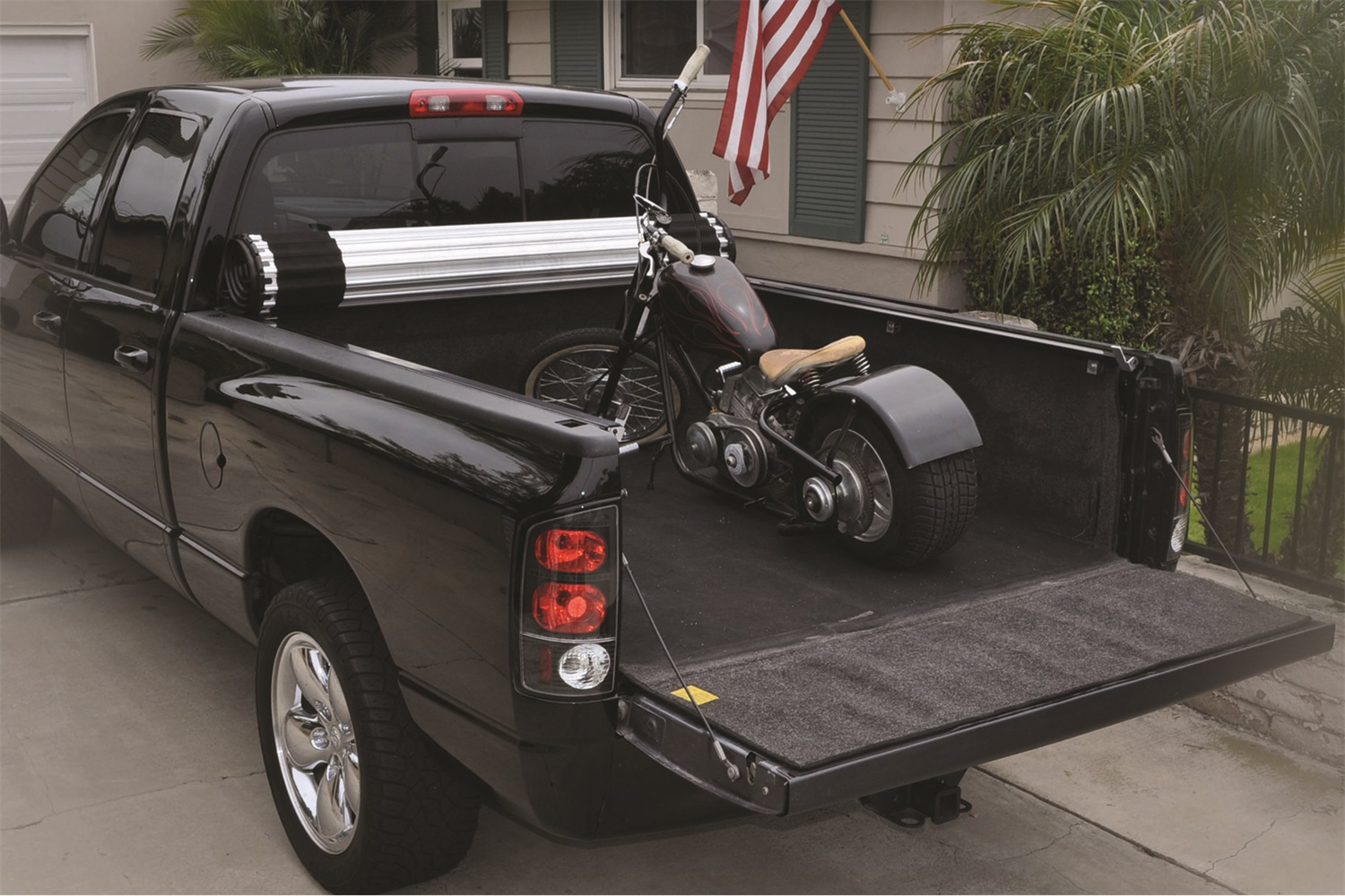 Bak Industries 36203 Roll X Hard Roll Up Truck Bed Cover