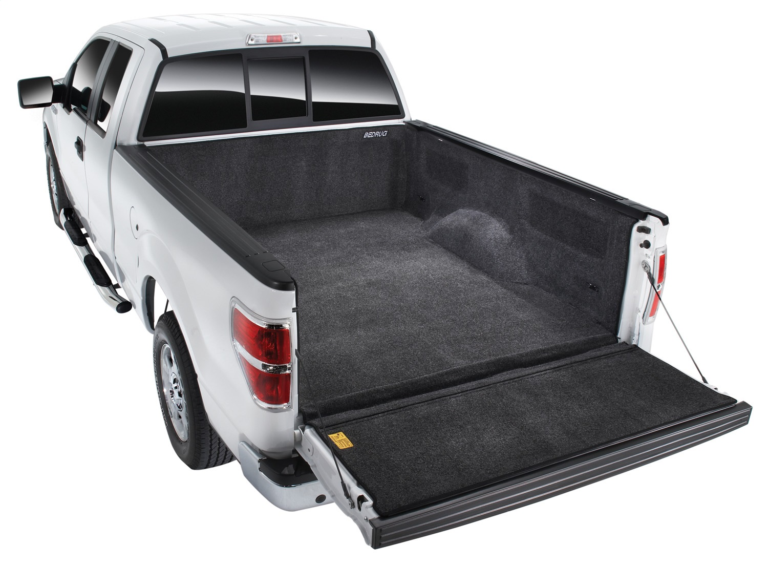 Hard Plastic Truck Bed Liners