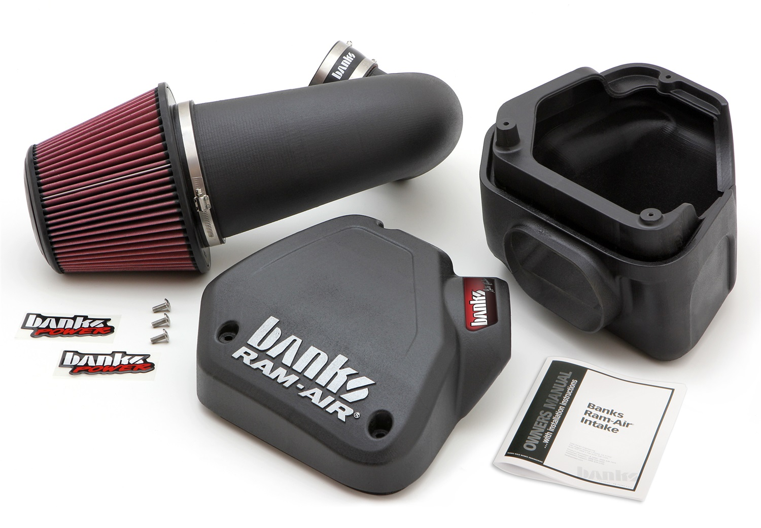 Banks Power 42225 Banks Ram-Air Intake System Fits 94-02 Ram 2500 Ram 3500 42225