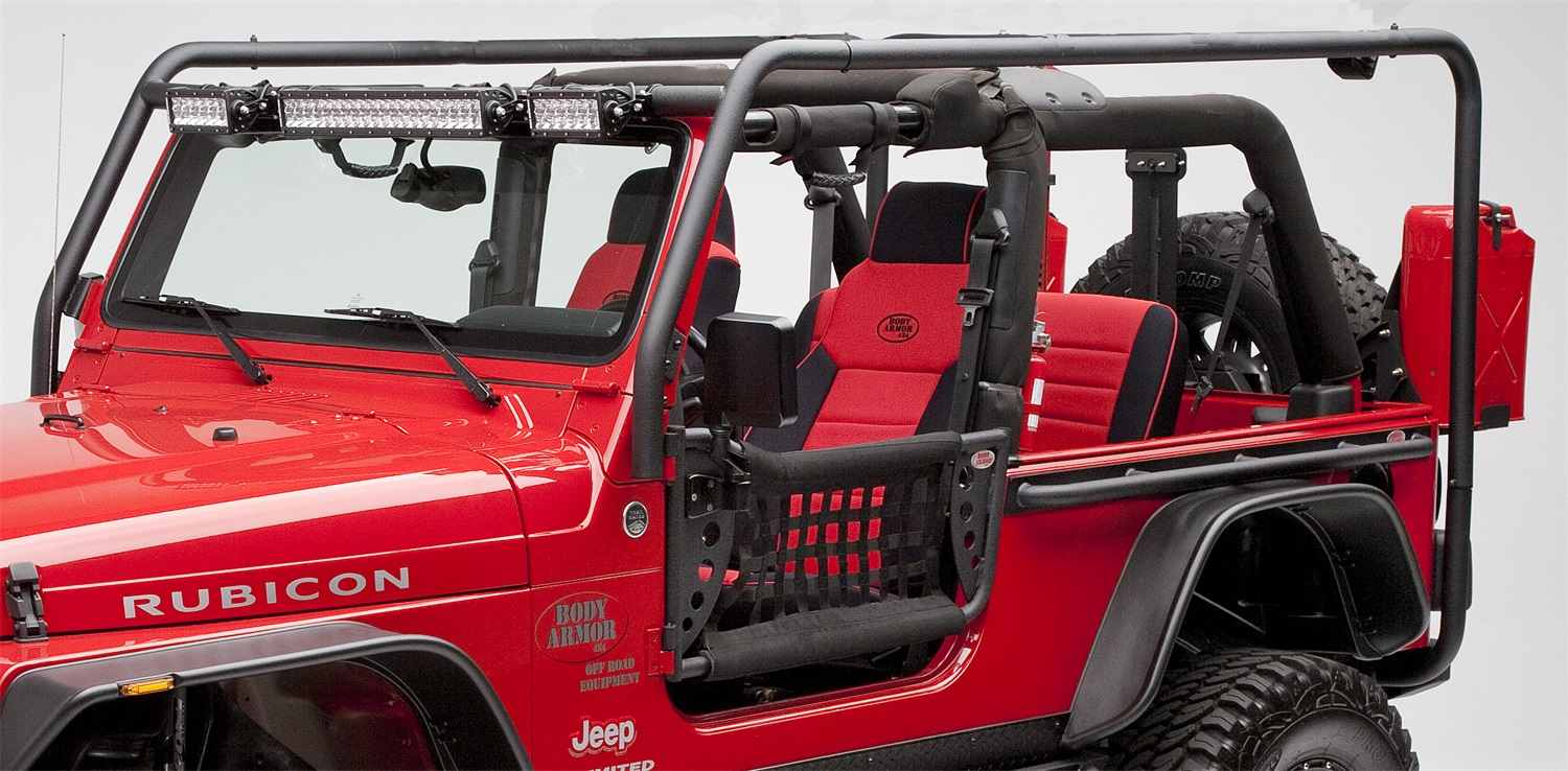 Jeep Wrangler Tj Roof Rack Car Interior Design