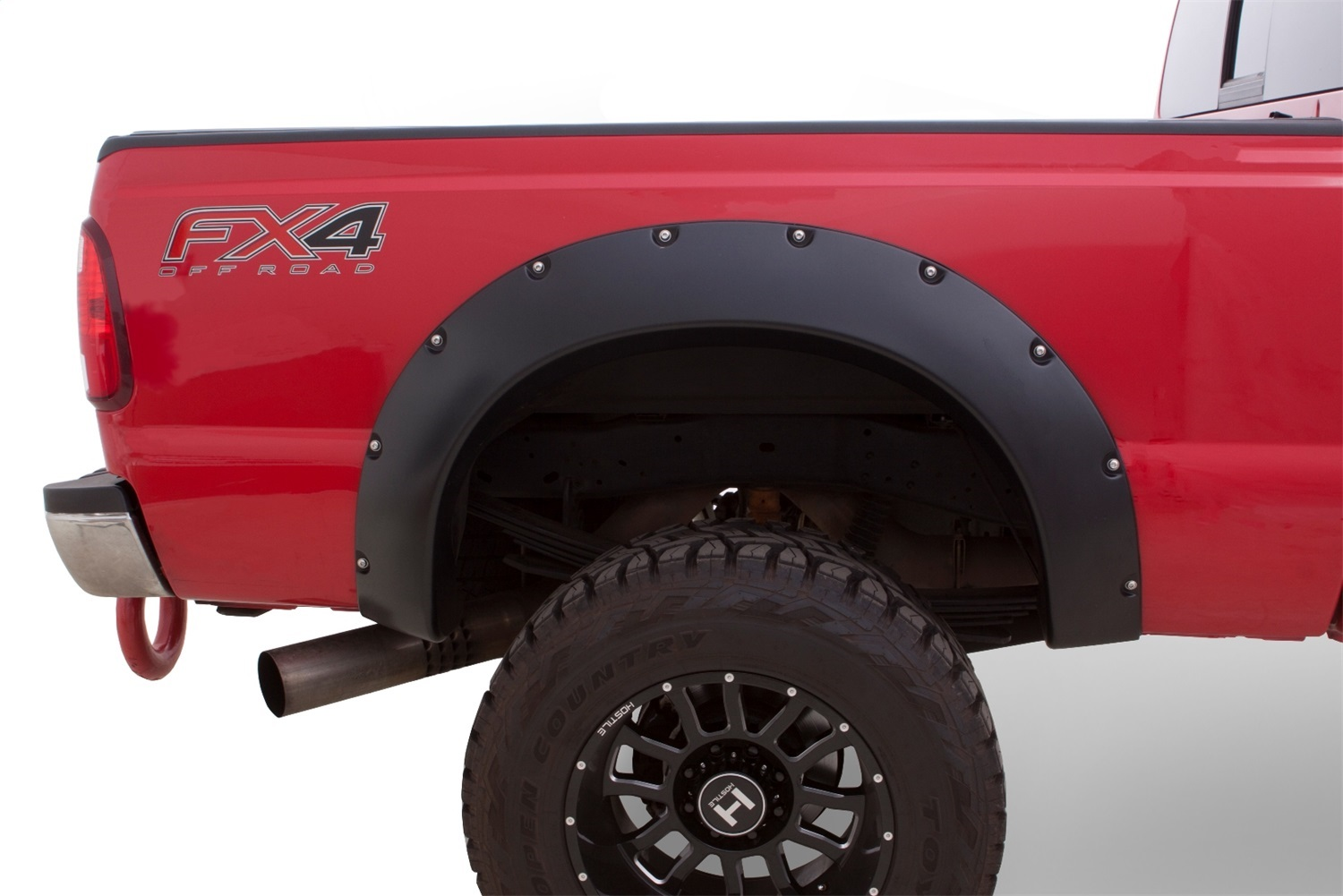 how to install cut out fender flares