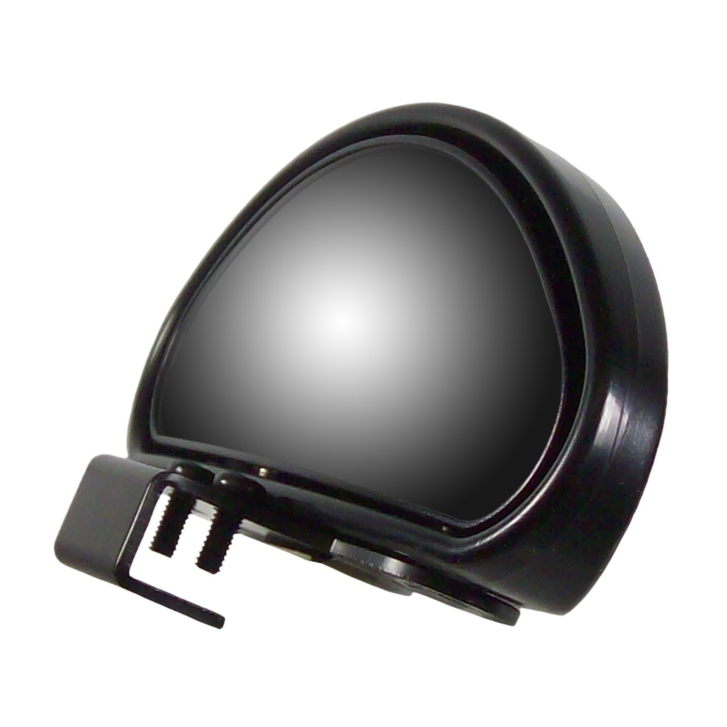 Cipa Mirrors 49805 Hotspots Convex Blind Spot Mirror Clamp