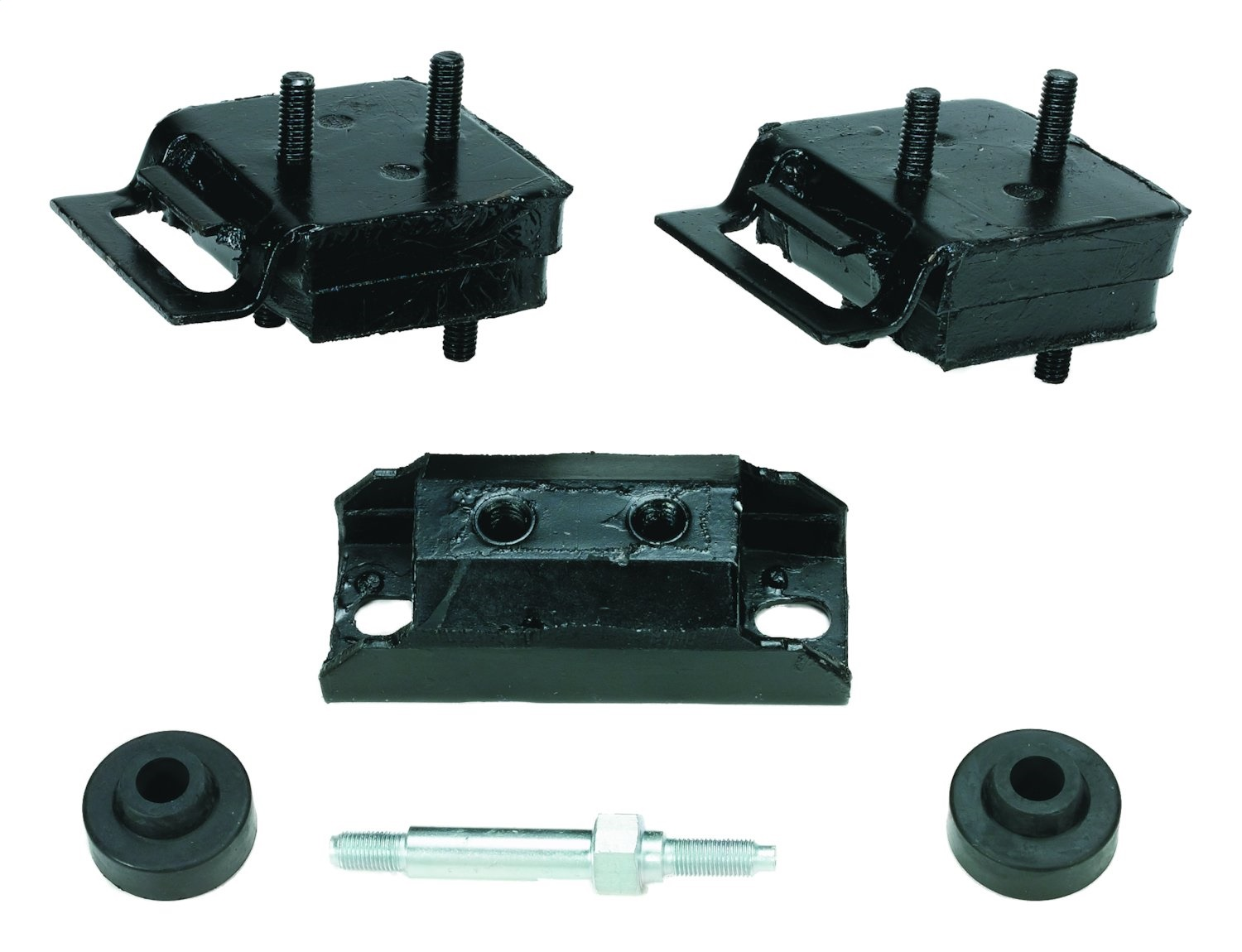New crown automotive motor transmission mount kit set jeep for Jeep motor mount bracket